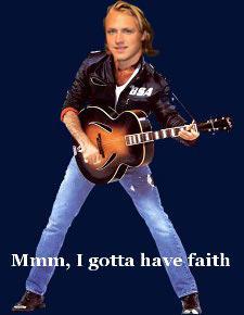 Hot Carl faith