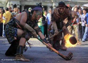 mexican-tribal-fire-hockey