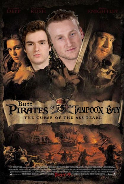 butt pirate